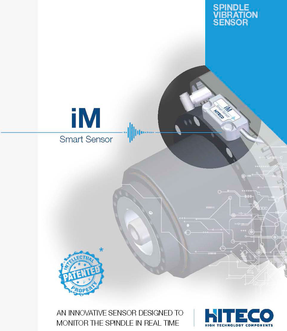 Sensor iM Smart para electromandrinos