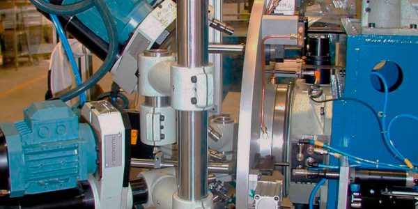 unidades de mecanizado