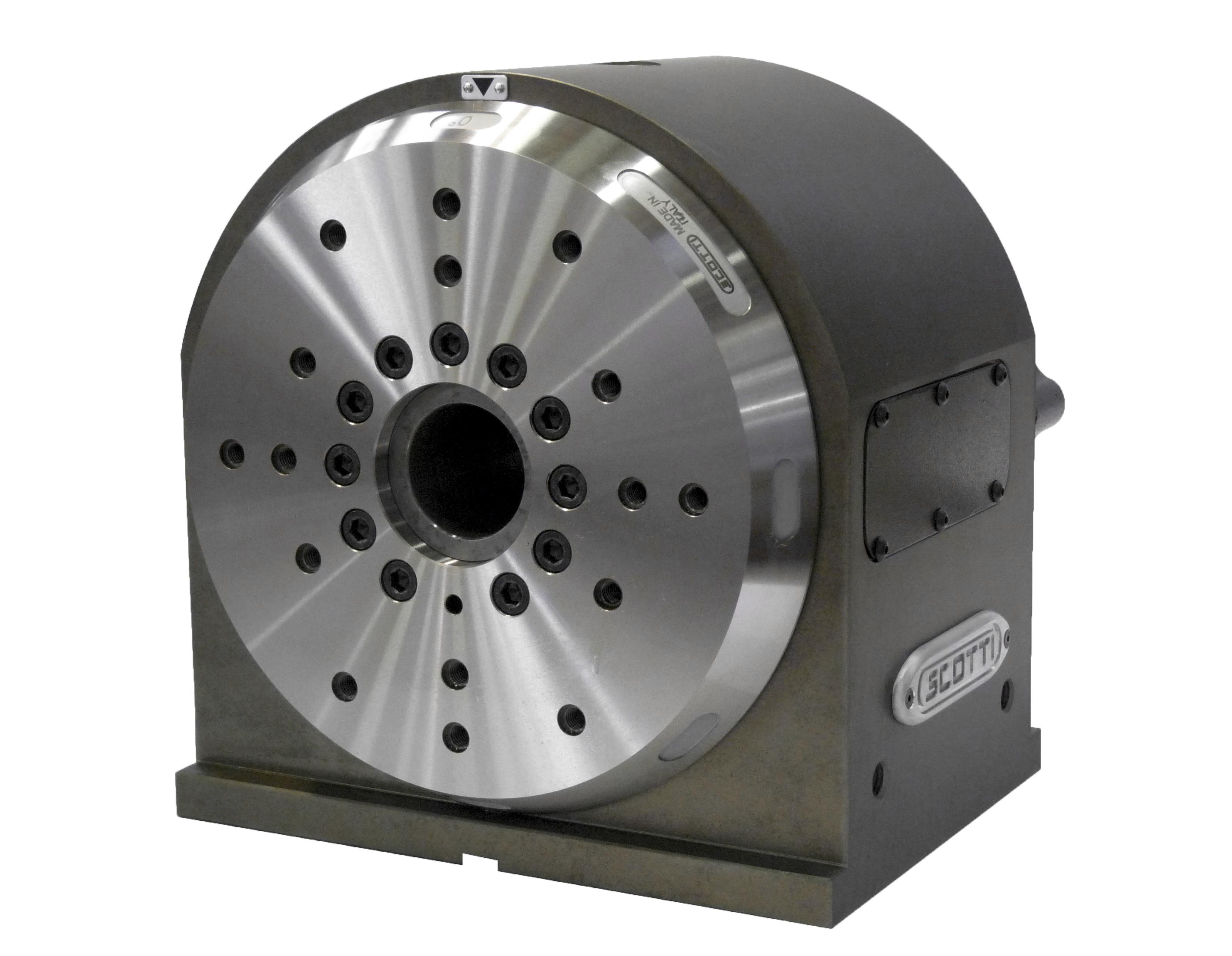 Plato Divisor Torque CNC TOR A